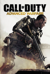 Call of Duty Advanced Warfare Cover - Maxi Póster - 61 x 91,5cm