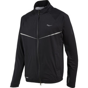 Saucony Men's Razor Running Jacket - Black