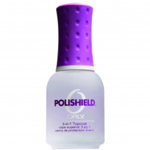 ORLY Polishield 3-In-1 Topcoat (18ml)