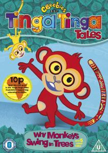 Tinga Tinga Tales: Why Monkeys Swing In Trees