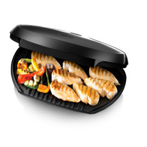 George Foreman 10 Portion Entertaining Grill 14532