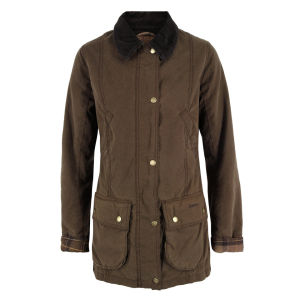 Barbour Women's Vintage Beadnell Jacket - Sandstone