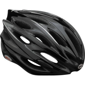 Bell Lumen Cycling Helmet -Black/Titanium- 2014
