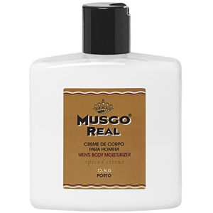 Musgo Real Body Cream - Spiced Citrus