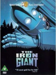IRON GIANT, (DVD)