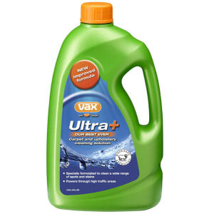 VAX 1.42 Litre Ultra Plus Orange Solution