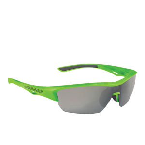 Salice 011 CRX Sport Sunglasses - Photochromic - Green/CRX Smoke