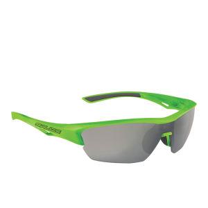 Salice 011 CRX Sport Sunglasses - Photochromic - Green/CRX Smoke