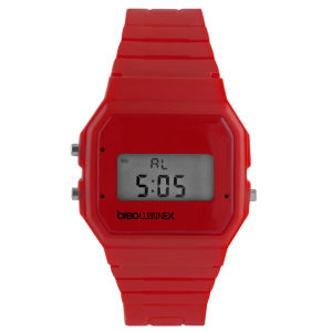 Breo Women's Luminex Watch - Red - One Size