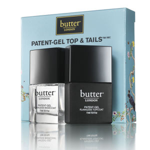 butter LONDON Patent Gel Top and Tails Treatment