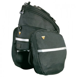 Topeak Trunk Rack Bag RX DXP with Pannier
