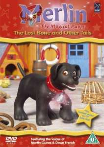 Merlin - The Lost Bone & Other Tails