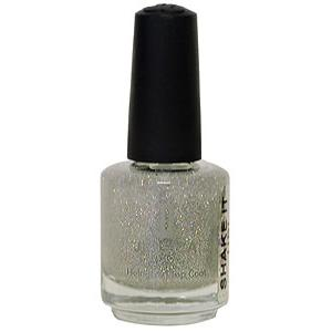 Jessica Hologram Silver Glitter Top Coat