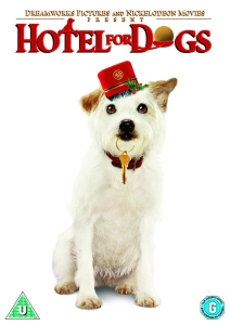 Hotel for Dogs (Christmas Sleeve)