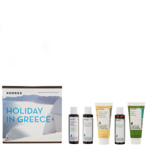 Korres All New Holiday in Greece (5 Products)
