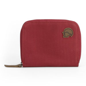 Fjallraven Zip Wallet - Red