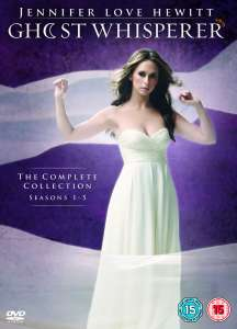 Ghost Whisperer - Seasons 1-5