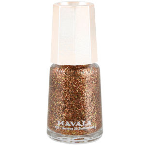 Mavala Sparkling Bronze Nail Colour (5ml)