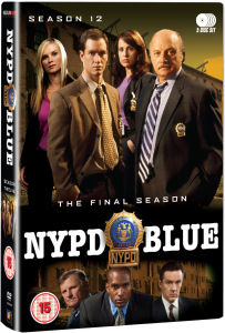 NYPD Blue - Seizoen 12