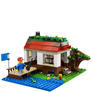 View large image  Lego Creator Treehouse