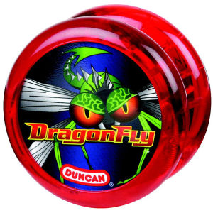 Duncan Dragonfly Yo-Yo - Red