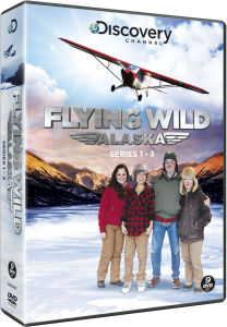 Flying Wild Alaska - Seasons 1-3