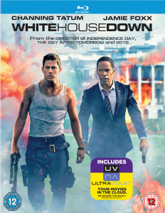 White House Down (Bevat UltraViolet Copy)