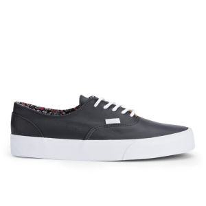 Vans Men's California Era Decon Nappa Leather Trainers - Black