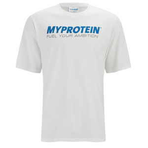 Myprotein Bodybuilder T-Shirt - White