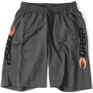 GASP US Mesh Training Shorts - Grey