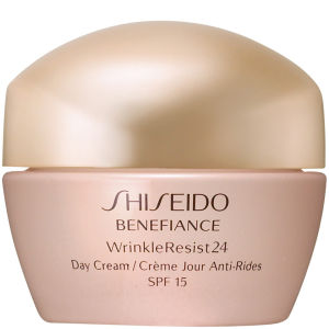 Shiseido Benefiance WrinkleResist24 Day Cream (50 ml)