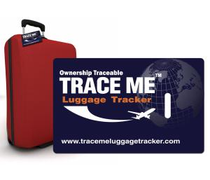 Trace Me Luggage Tag