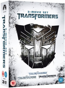 Transformers 1-3 Box Set (Includes Transformers 1, Tranformers 2: Revenge of the Fallen and Transformers 3: Dark of the Moon)