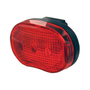 Smart 3 LED Rear Cycle Light (2xAAA batt. inc.)