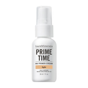 bareMinerals Prime Time™ BB Primer-Cream Daily Defense SPF 30 in Light (30ml)