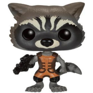Guardians of the Galaxy Rocket Raccoon Funko Pop! Vinyl Figur