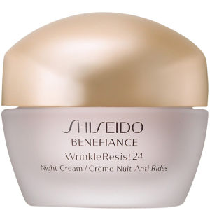 Shiseido Benefiance WrinkleResist24 Night Cream (50 ml)