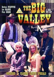 The Big Valley (Three Discs)