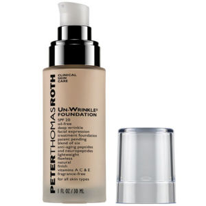 Un-Wrinkle Foundation 30ml Medium Medium