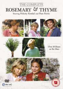 Rosemary and Thyme - The Complete Series