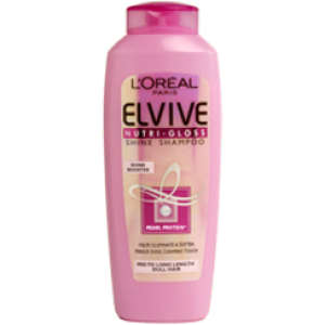 L'Oreal Paris Elvive Nutrigloss Shine Shampoo (250ml)