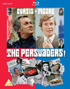 The Persuaders! The Complete Series