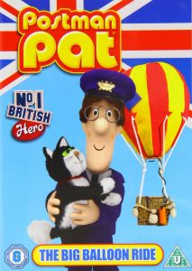 Postman Pat and the Big Balloon Ride