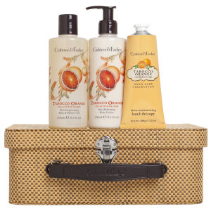 Crabtree & Evelyn Tarocco Orange, Eucalyptus & Sage Carry Case