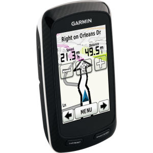Garmin Edge 800 GPS Cycle Computer - Performance & Navigation Bundle Europe -
