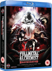 Fullmetal Alchemist Brotherhood - The Complete Collection 2: Episodes 36-64