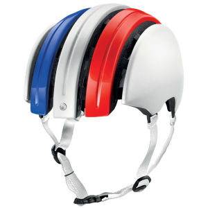 Carrera GTE Flag 2014 Folding Helmet - French Flag