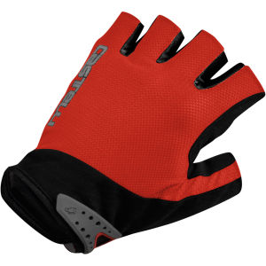 Castelli S Uno Gloves - Red/Black