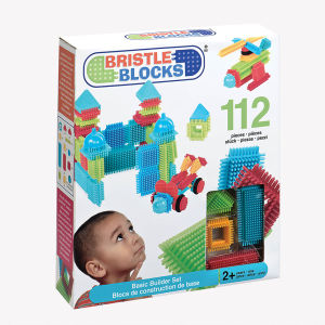Bristle Blocks 112 Piece Basic Builder Box