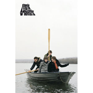 Arctic Monkeys Boat - Maxi Poster - 61 x 91.5cm